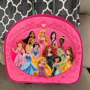 Disney Princess luggage